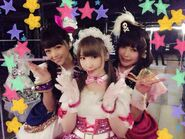 DreamSensation Mimorin&Ucchi&Emitsun DancingStars