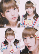 Aqours First Live Pamphlet - 45
