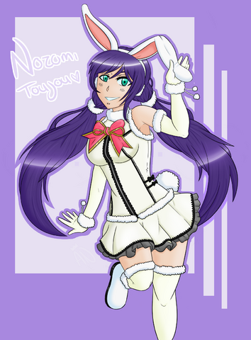 File:Princely Illustrations - Nozomi Birthday Giveaway.png