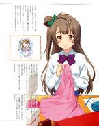 Minna de Tsukuru Mu's no Uta Dengeki G's Mag Nov 2014 2
