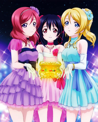 Archivo:Maki Nico Eli Love Live BD Animate Bonus Illustration.jpg
