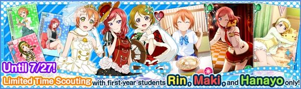 (7-25) First Years Limited Scouting