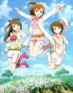 Printemps Dengeki G's Mag Jun 2011 Textless