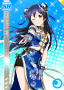 SR 394 Transformed Umi China Dress Ver.