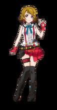 Koizumi Hanayo Character Profile (Pose 4)