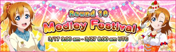 Medley Festival Round 10 (EN)