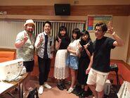 NHK Radio Rajira Seiyuu Arts - Anchan Arisha Aikyan Aug 7 2016 - 1