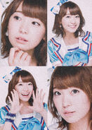 Aqours First Live Pamphlet - 33