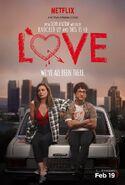 Netflix Love Poster
