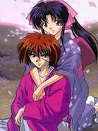 Kenshin & Kaoru Poster (7)