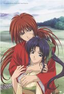 Kenshin & Kaoru Poster (8)