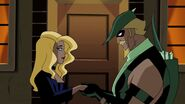 Green Arrow & Black Canary S2E6 JLU (1)