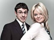 Will and Charlotte inbetweeners