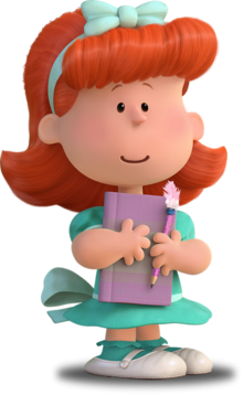 Little-red-haired-girl