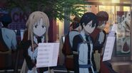 Asuna & Kirito Sword Art Online Ordinal Scale (14)