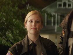 Officer Brooks - Goosebumps Movie