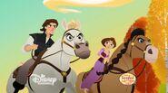 Flynn & Rapunzel - Tangled Before Ever After (1)