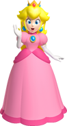 Princess Peach Artwork - Super Mario 3D Land