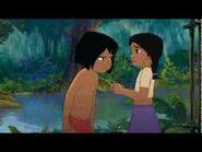 Mowgli is angry at Shanti