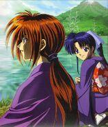 Kenshin & Kaoru Poster (2)