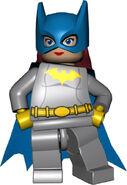 Batgirl Lego version