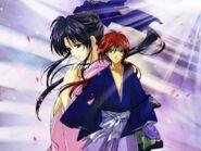 Kenshin & Kaoru Poster (9)