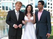 Horatio, Marisol & Eric Wedding Photo