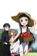 Asuna & Kirito Poster (24)