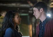 Barry & Iris