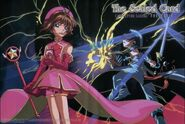 Sakura & Syaoran Promotional Pic (15)