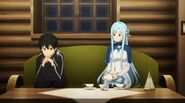 Asuna & Kirito Sword Art Online Ordinal Scale (19)