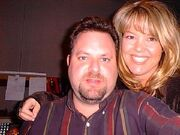 Producer Ann and Engineer Mike