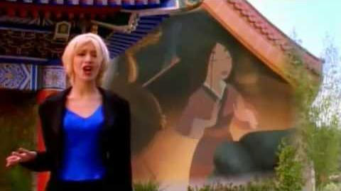 Christina Aguilera - Reflection