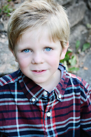 File:Cute-little-boy-with-blonde-hair-with-gel-in-it.jpg