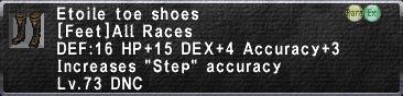 DNC Feet
