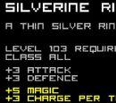 Silverine Ring