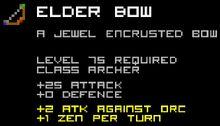 Elder Bow