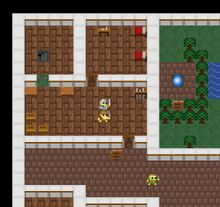 Cennyn City Dungeon - Hidden