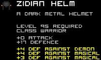 Zidian Helm