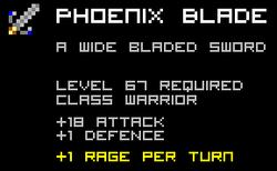 Pheonix Blade