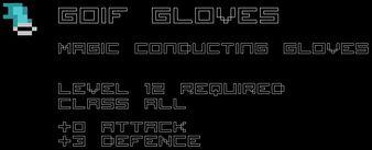 Goif Gloves