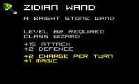 Zidian Wand