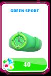 LittlestPetShopAccessoriesGreenSport