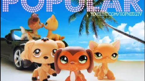 Littlest Pet Shop Popular (Episode 1 Who's That Girl?)