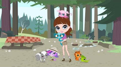 Littlest Pet Shop Just Unplug (Russian Official)
