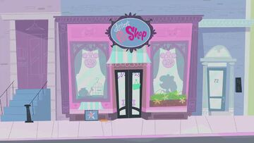 Littlest Pet Shop Location