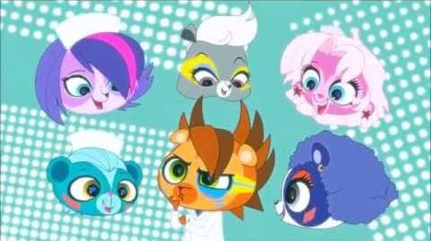 Littlest Pet Shop Humanarian (Hebrew)