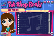 Psr 3 select song