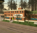 San Andreas Sheriff's Department headquarters