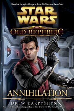 Old Republic Annihilation Cover